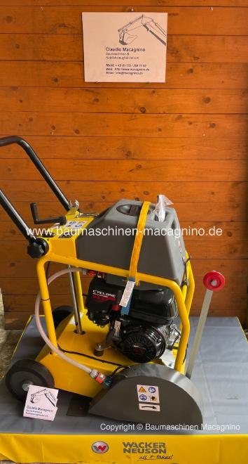 Wacker Neuson BFS 1345 Fugenschneider NEU