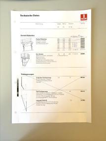 Скелетна конструкция - Noe Klappbares Konsolgerüst