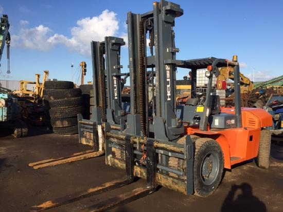 Heli Diesel Forklift ** 10 TON **