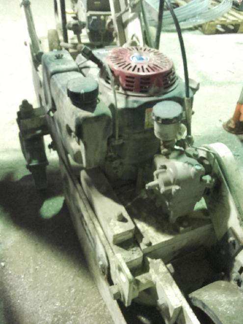 Hofmann H92-1 road line remover