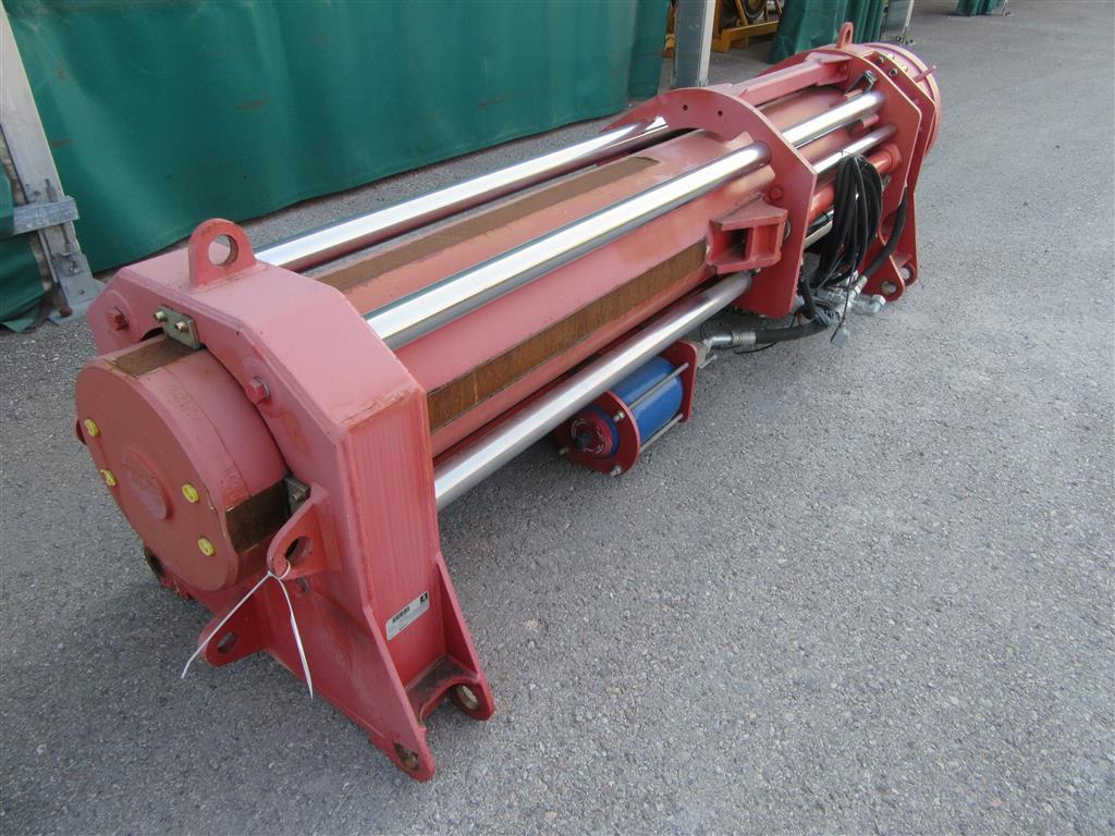 Trivella - Bauer Fambo Hydraulikhammer HR 7000