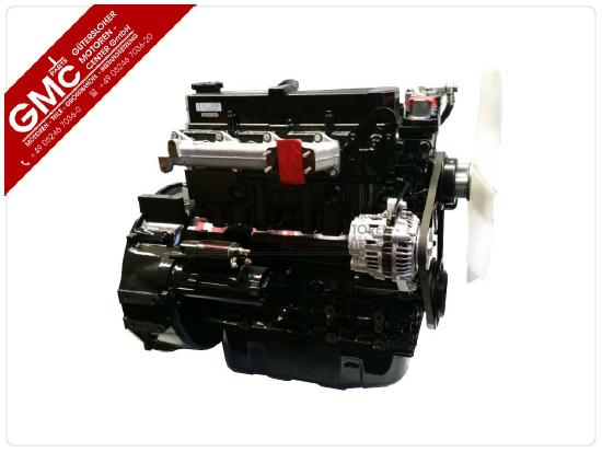 Mitsubishi Neumotor für S4S