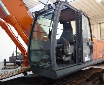 Excavadora de cadenas - Hitachi ZX 250LCN-3