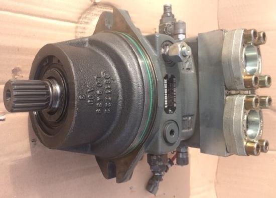 Liebherr Hydraulikeinbaumotor Typ: FMF 058
