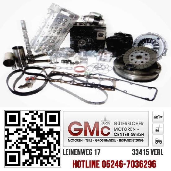 Mitsubishi Abstellmagnet S4Q, S4Q2 & S4S, (Solenoid) Kit, mit Stecker (3-polig)