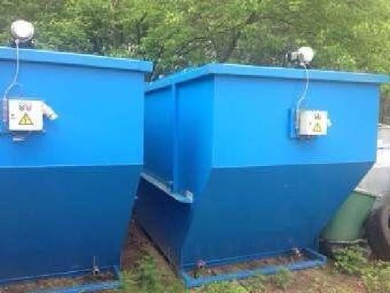 Kugler Entwässerungscontainer