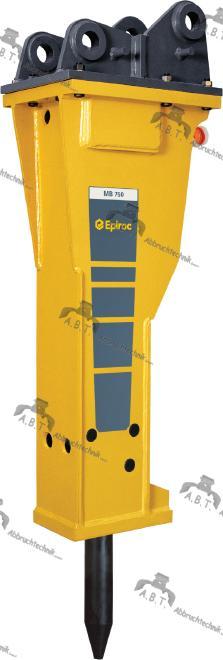 Epiroc MB750