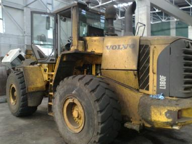 व्हील लोडर - Volvo L180F Teileverkauf -- Sold in parts