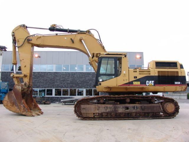 Excavator cu lanţ - Caterpillar 365 BLME