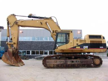 Rupsgraafmachine - Caterpillar 365 BLME