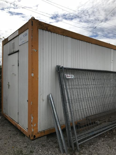 Alho Bürocontainer