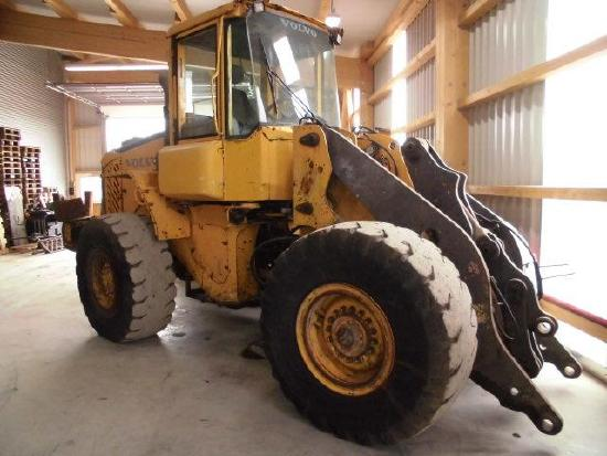 Volvo L70E Teileverkauf -- Sold in parts