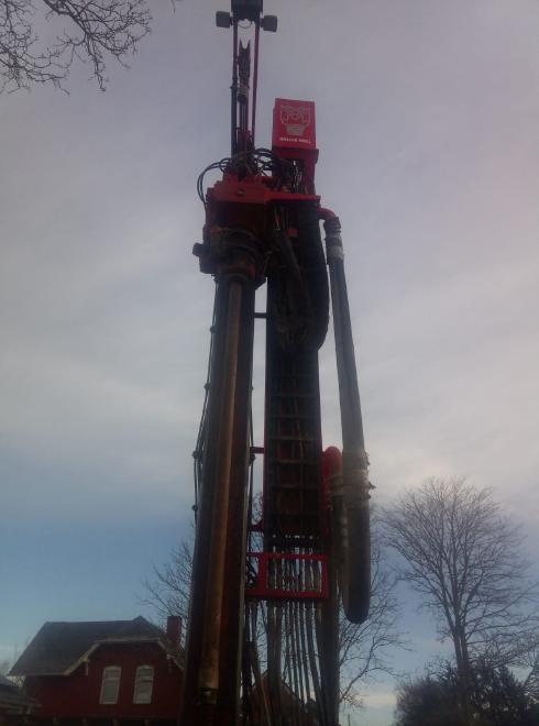 Wellco Drill WD 90