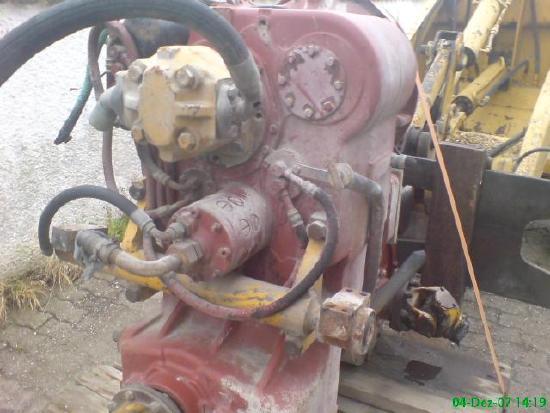 6WG180-Getriebe für Moxy ZF