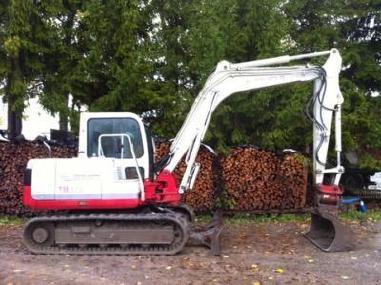 Escavatore cingolato - Takeuchi TB 175