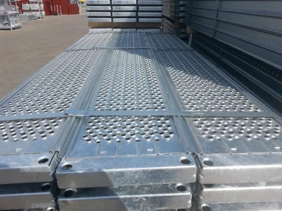 Plettac Fassaden Gerüstteile kompatibel SL70