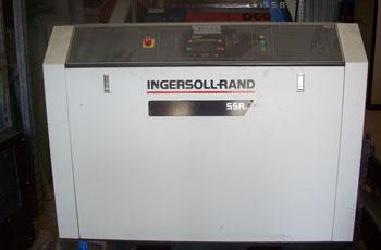 Kiinteä kompressori - Ingersoll Rand SSR-MH 22