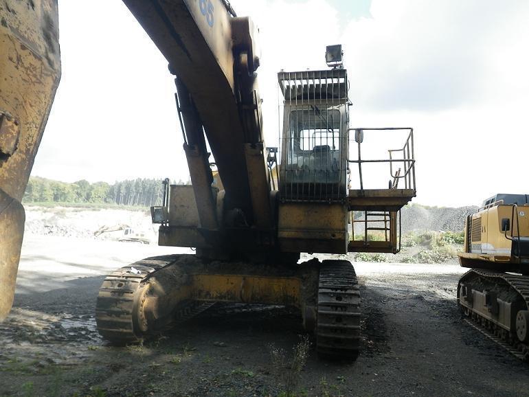 Kettenbagger - Demag H65