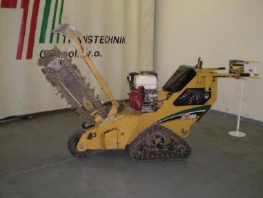 Gryzarka do kopania rowów - Vermeer RTX100