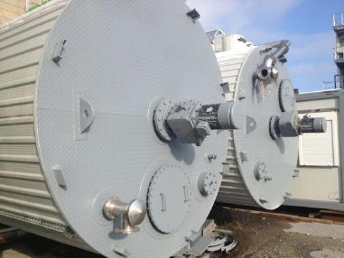 Akcesoria - Wibau Tanks f. Bitumen SONDERANGEBOT