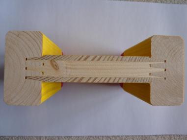 Muottipalkki - Beco Schalungsträger H20 - 3-schicht