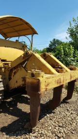 Tekerlekli dozer - Caterpillar D7G