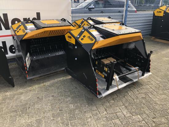 MB Crusher Schaufelseparator HDS