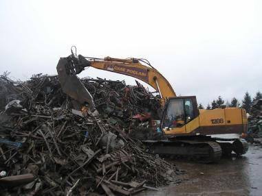 Tracked excavator - Case Poclain 1288 LC. 6T830
