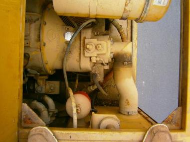 Rupsgraafmachine - Fiat-Allis FR18C