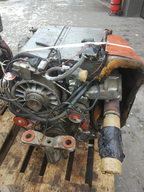 Deutz GF3L913 Linde Toyota Motor