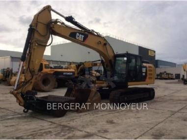 Rupsgraafmachine - Caterpillar 320E