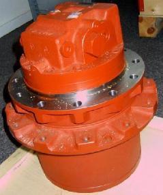 Cer / hareket motoru - Case fahrantrieb CX und LC