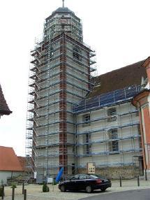Скелетна конструкция - Altrad Baumann fasadne, modularne, pokretne aluminijske