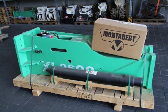 Montabert XL2600