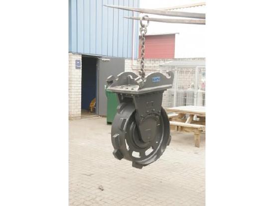 BePe Compaction Wheel-Verdichtingswiel 300 mm