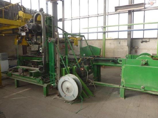 Schauer & Haeberle Betonschleifmaschine 841S