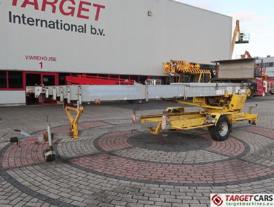 Paus ASA 30WH Trailered Material Ladder Lift 30M 200KG