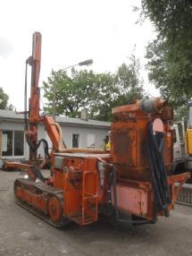 stroj za bušenje - okomiti  - Demag Mannesmann Demag CR50HD Bohrgerät Kettenfahrwerk