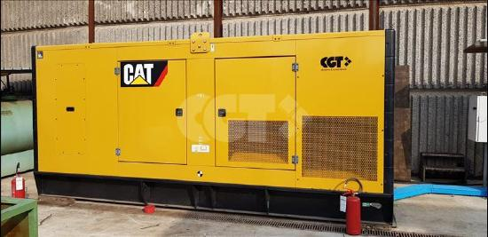 Caterpillar DPC15