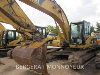 Rupsgraafmachine - Caterpillar 324D