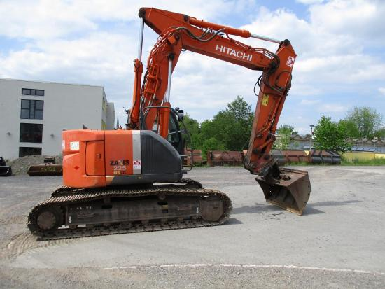 Hitachi ZX225USLC-3 Verstellausleger