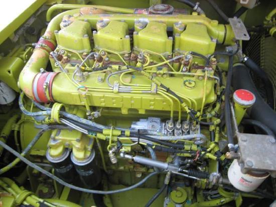 Liebherr D-914 T 100 KW