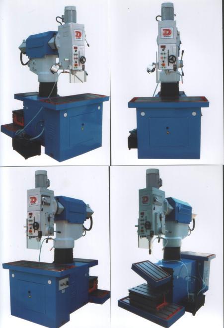 Schnellradialbohrmaschine SALTEC Z 50402