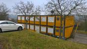 Containeranlage 12-fach