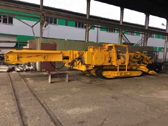 Voest Alpine Roadheader ALPINE MINER VOEST ALPINE AM75