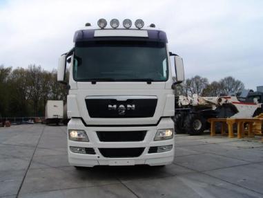 Autotractor de mare tonaj - MAN 26.480