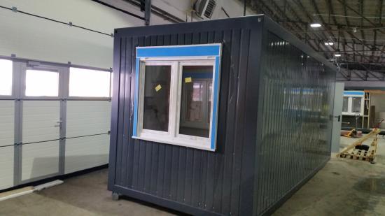 conmex Bürocontainer