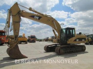 Rupsgraafmachine - Caterpillar 325CLN