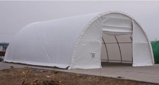 Industrial shelter tent Model: XL-308515R, new
