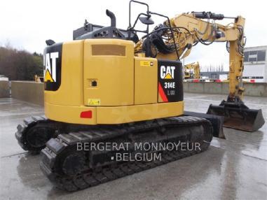 Excavadora de cadenas - Caterpillar 314ELCR